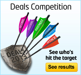 Deals Competition 2013