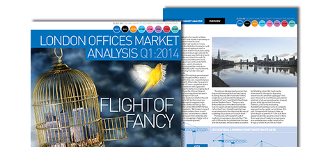 Odds on favourite - London Offices Market Analysis