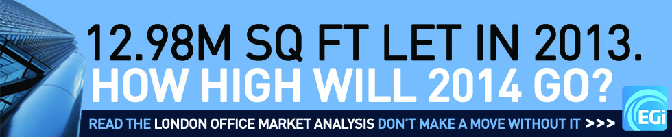 Read the latest London Offices Market Analysis