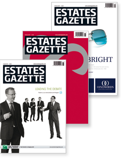 Estates Gazette Property News Magazine