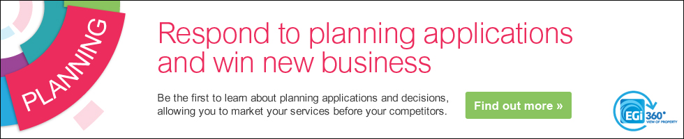 EGi planning - respond to applications and win new business